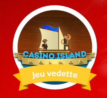 Casino Island Deluxe : Jouez et gagnez des tours gratuits sur Mycasino.ch