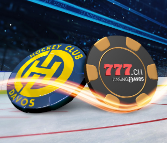 Casino777.ch et Hockey Davos : Nouvelle collaboration