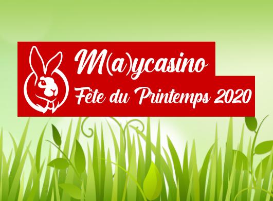 Célébrez le printemps sur Mycasino.ch avec des tours gratuits