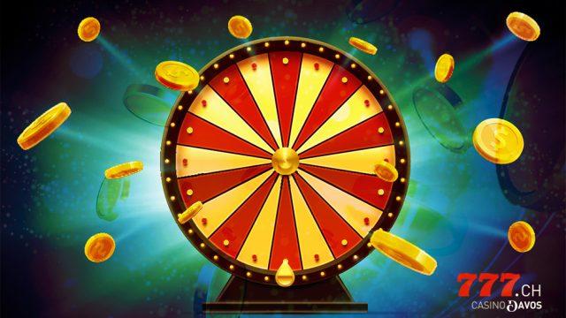 Comment gagner au jeu Money Wheel sur 777.ch ?