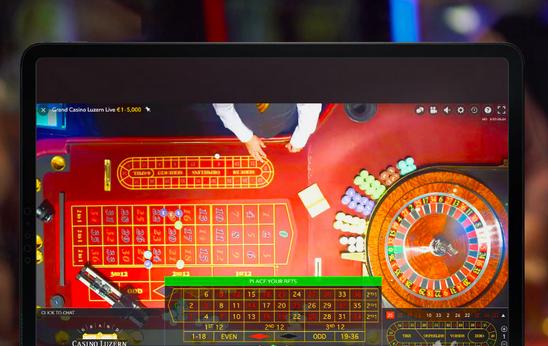 Découvrez la roulette en direct via Live Stream sur Mycasino.ch