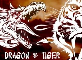 Découvrez le jeu Dragon and Tiger sur 777.ch