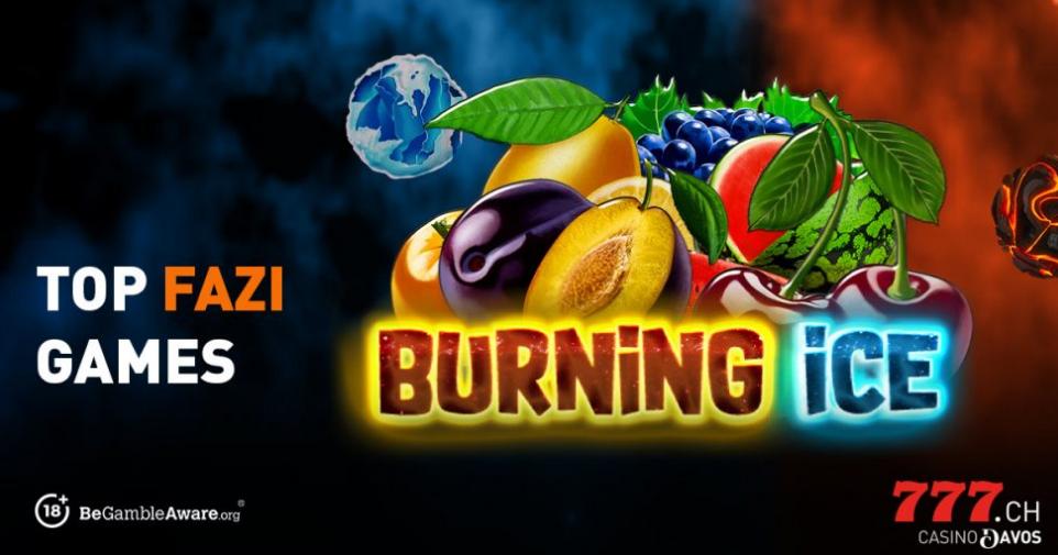 Découvrez les meilleurs jeux Fazi disponibles sur Casino777.ch