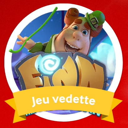 Finn and the Swirly Spin : Participez au jeu vedette de la semaine sur Mycasino.ch
