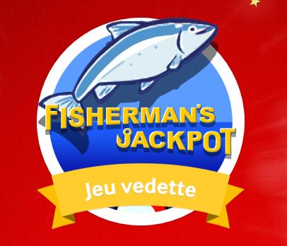 Fisherman's Jackpot : Des tours gratuits à recevoir sur Mycasino.ch