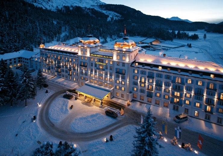 St Moritz Casino