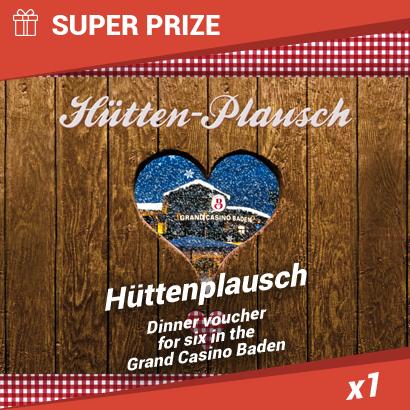 Jackpots.ch : un repas hivernale pour six à gagner en Super Prix !