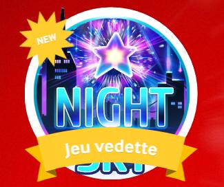 Jouez à Night Sky sur Mycasino.ch et gagnez des tours gratuits