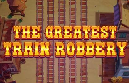 La machine à sous The Greatest Train Robbery sur 777.ch