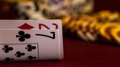 Les mains de poker sur 777.ch