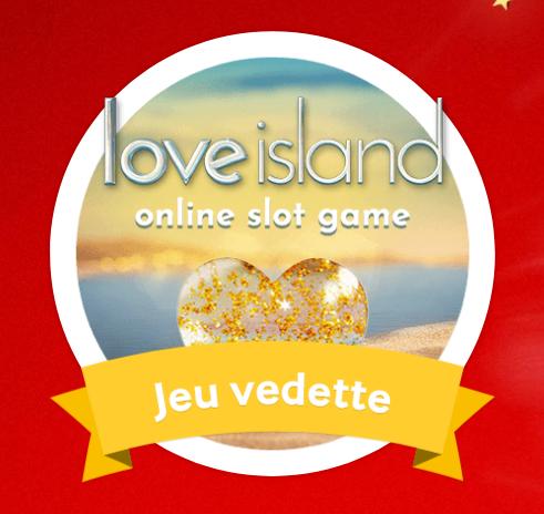 Love Island : Jeu de la semaine sur Mycasino.ch