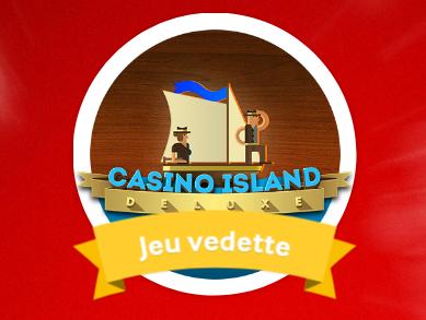 Mycasino.ch présente la machine à sous Casino Island