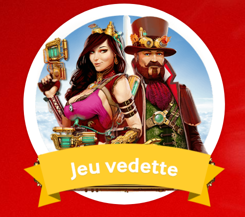 Spéciale challenge Game of the week sur Mycasino.ch