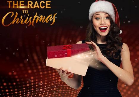 Spéciale promotion « The Race to Christmas » sur Casino777.ch